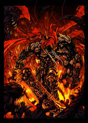 Darksiders: WAR approaches... by SiriusSteve
