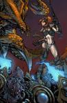 Starcraft: No Respite Re by SiriusSteve