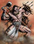 Conan by SiriusSteve