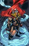 Thor by SiriusSteve