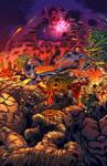 Marvel Doomsday by SiriusSteve
