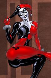 Harley Quinn by SiriusSteve