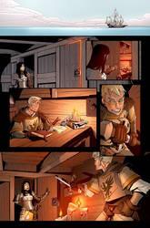 Mortifera page by SiriusSteve