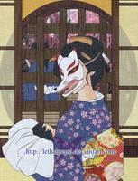 Kitsune by LethalPepsi
