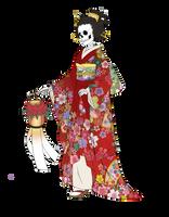 YM: Yumiko Hyakki Yagyo Event by LethalPepsi