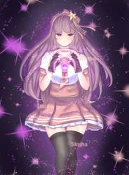 Athena by x-Saku-chan-x