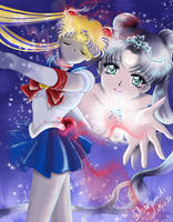 Sailor Moon - wake up by SilverSerenity1983