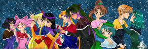 Christmas Group by SilverSerenity1983