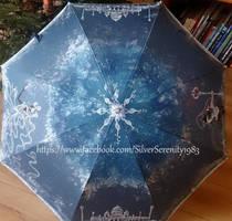 Super Sailor Moon Umbrella Serenity/ Pluto by SilverSerenity1983