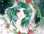 Princess Neptune - Michiru Kaioh by SilverSerenity1983