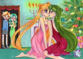 Have your self a merry little Christmas time by SilverSerenity1983