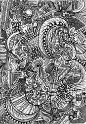 Doodle by delespi