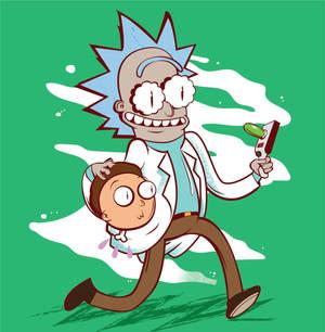 Rick the Weird by Dillon-Okeefe