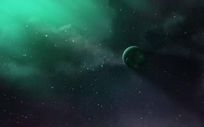 Endless space by DmitryEp18