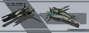 M - 98 Hydra by DmitryEp18