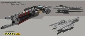Adv Carrier Kirov concept by DmitryEp18
