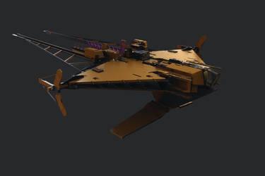Space_Ship_2 by DmitryEp18