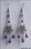 Sirona Earrings by manson-brown