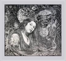 Christan Portrait by ArtOfTheMystic