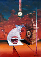 CONSUMPTION OF TIME by ArtOfTheMystic