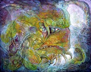 Offspring Of Tiamat by ArtOfTheMystic