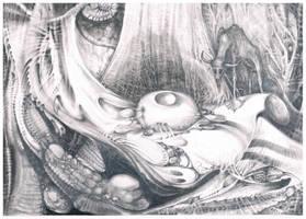 FOMORII LANDSCAPE by ArtOfTheMystic