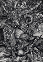 JABBERWOCKIE by ArtOfTheMystic