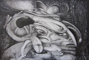 FOMORII GENERAL by ArtOfTheMystic