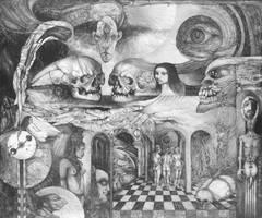 EROS THANATOS II by ArtOfTheMystic
