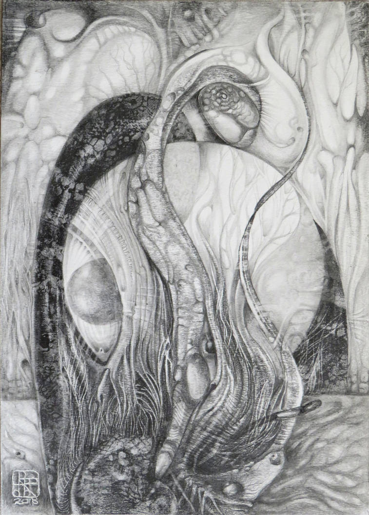 THE ERRATIC GATHERING by ArtOfTheMystic