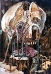 Deterioration of Mind by ArtOfTheMystic
