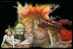 The Imperial Unicorn by ArtOfTheMystic