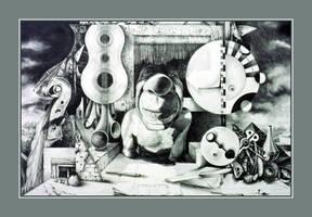 Pablo's Last Concert I by ArtOfTheMystic