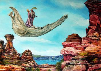 Bogomil's Journey by ArtOfTheMystic