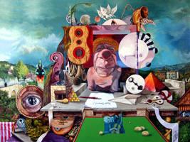 Pablo's Last Concert II by ArtOfTheMystic