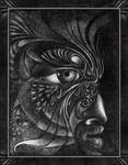 Guardian Cherub by ArtOfTheMystic