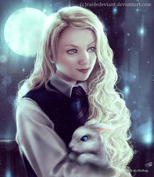 Luna Lovegood by RaidesArt