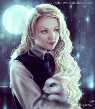 Luna Lovegood by RaidesArt