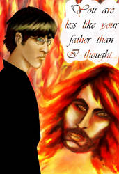 Hp Art Project, OotP ch.14 by louloudia1983