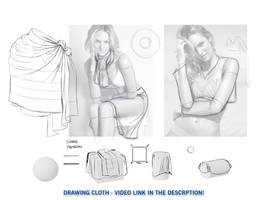Drawing Cloth by JesusAConde