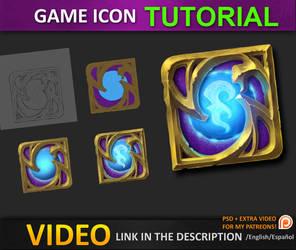 Game icon Tutorial by JesusAConde