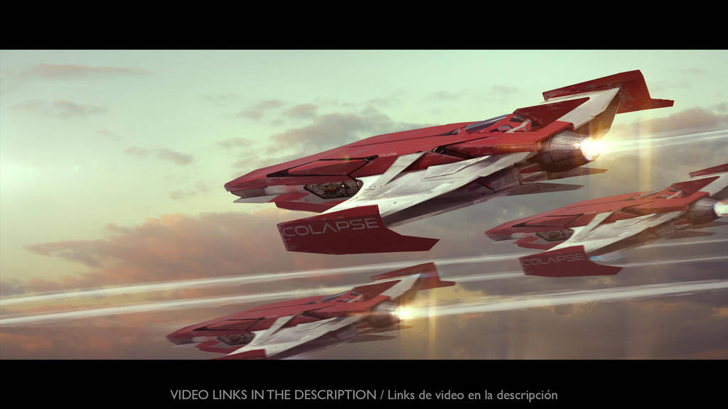 Fighters in acction Video by JesusAConde