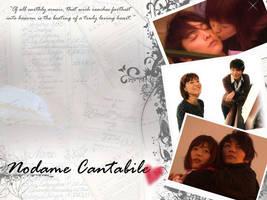 Nodame Cantabile by keytoinfinity