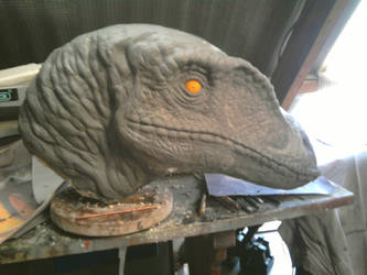 Jurassic Park Velociraptor by XtcofPain