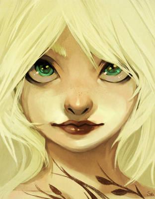 Lily by sab-m