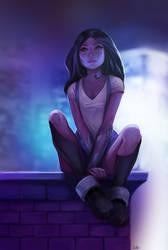 Violet by sab-m
