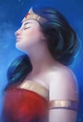 WonderWoman by sab-m