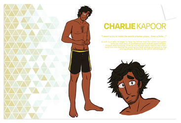 Antologiya: Charlie Kapoor by Makie-Chu