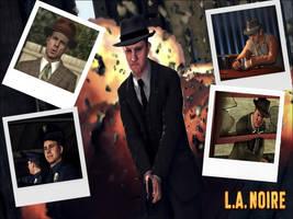 L.A. Noire Wallpaper by 4evergaara