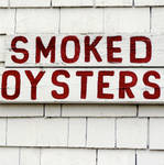 smoked oysters by LineBendergirl